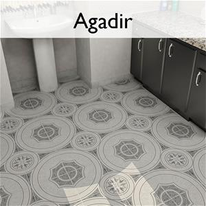 Agadir Ceramic Decorative Tile