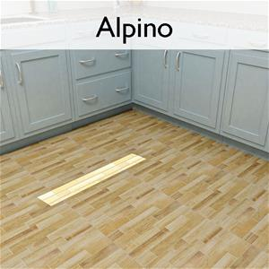 Alpino Ceramic Wood Look Tile