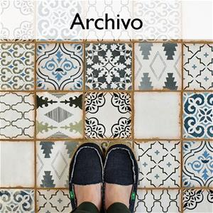 Archivo Encaustic Ceramic Tile