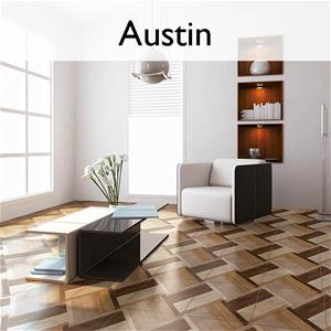 Austin Natural Ceramic Wood Tile