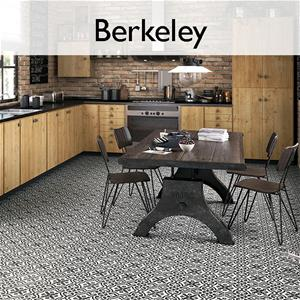 Berkeley Ceramic Encaustic Tile