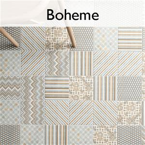 Boheme Ceramic Encaustic Tile