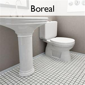 Boreal Porcelain Pool Tile