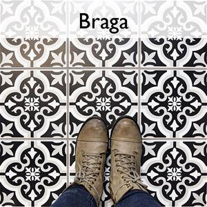 Braga Ceramic Encaustic Tile