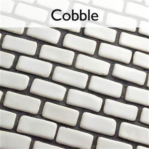 Cobble Handmade Ceramic Mosaic Tile
