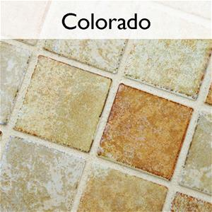 Colorado Porcelain Mosaic Tile