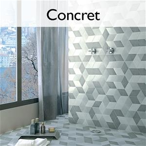 Concret Rombo Porcelain Floor Tile