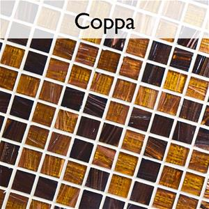 Coppa Glass Mosaic Wall Tile