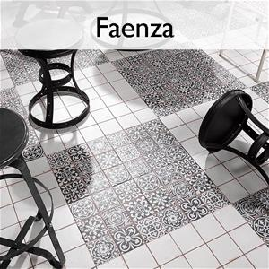 Faenza Ceramic Encaustic Tile