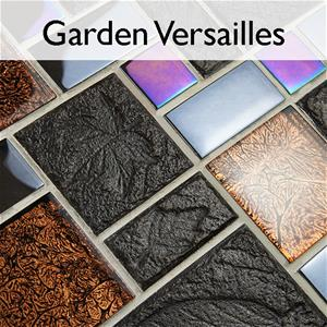 Garden Glass and Ceramic Mosaic