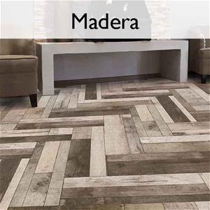 Madera Rustic Wood Ceramic Tile