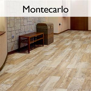 Montecarlo Ceramic Wood Look Tile