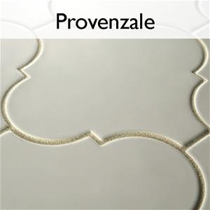 Provenzale Porcelain Arabesque Tile