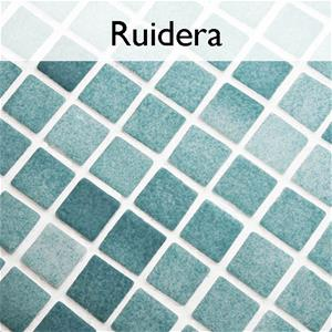 Ruidera Glass Mosaic Pool Tile