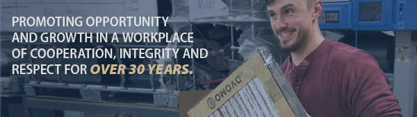 Merola Tile is a workplace of opportunity and growth!