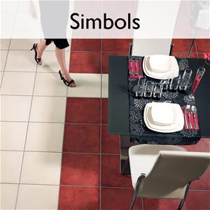 Simbols Extruded Porcelain Tile