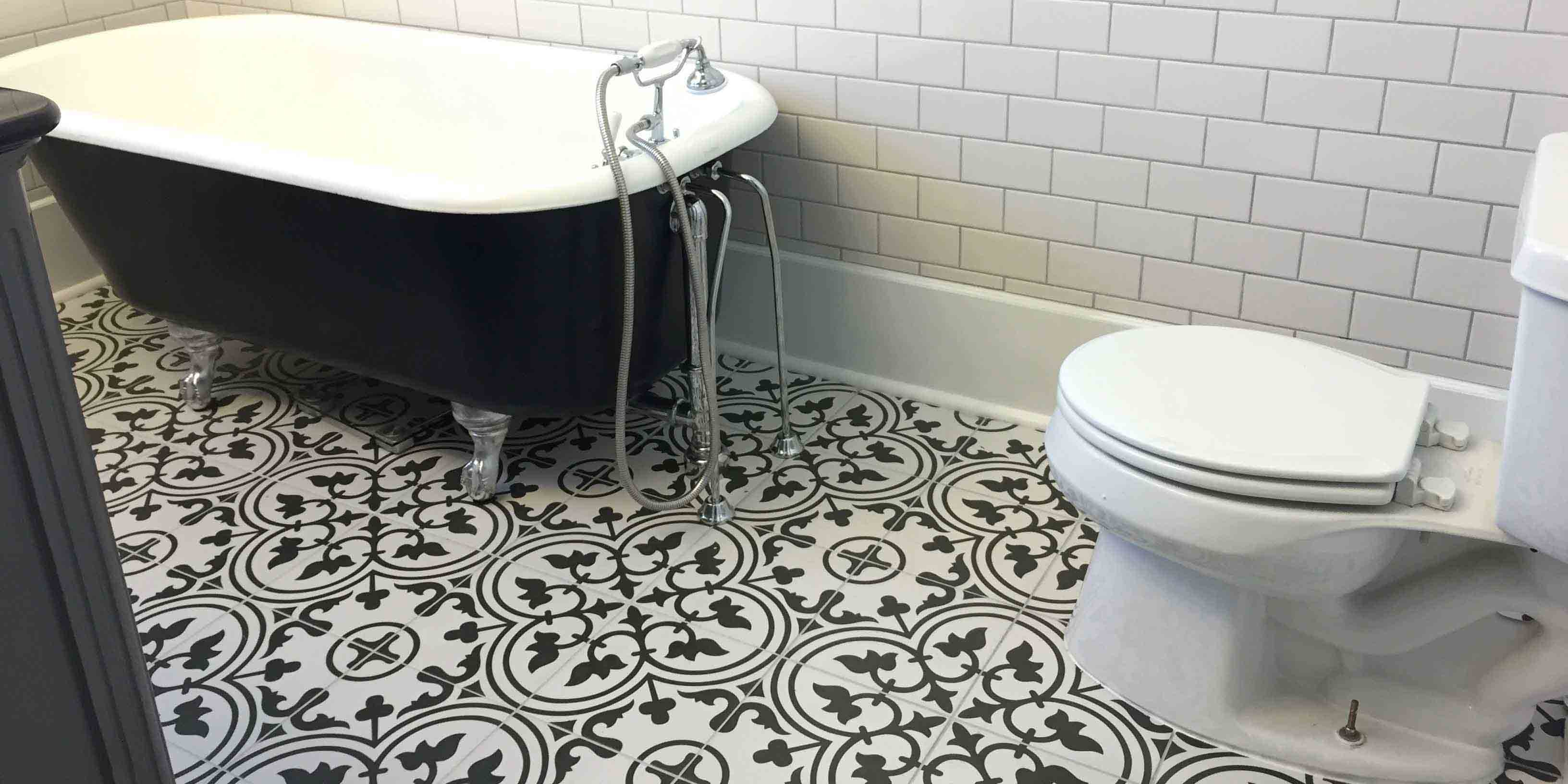 Bathroom Arte White