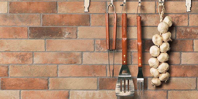 Kitchen Americana Brick