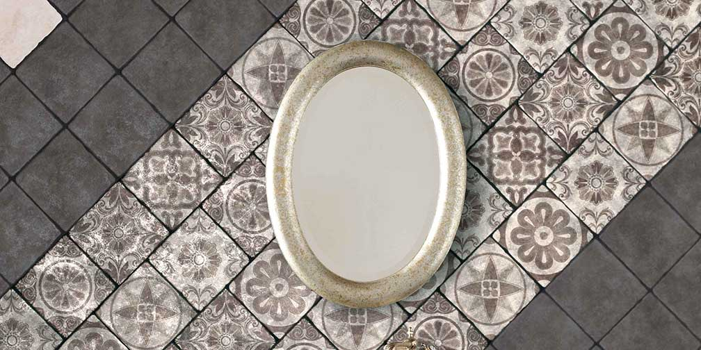Bathroom Costa Gris