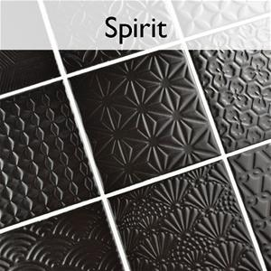 Spirit Porcelain Mosaic Floor Tile