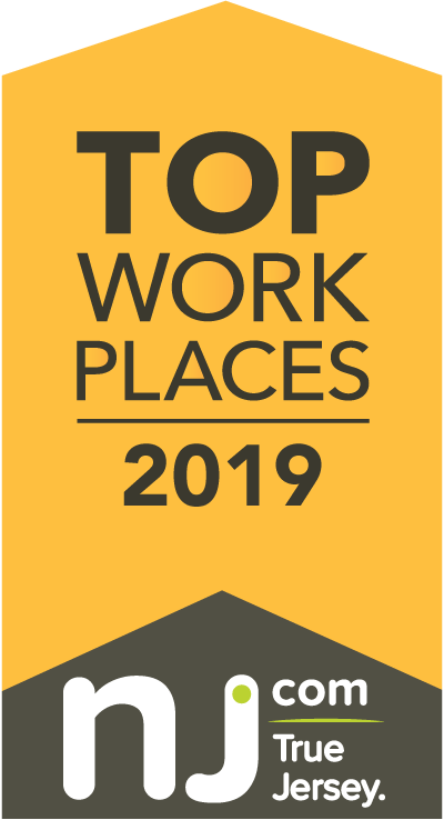 SomerTile is one of the Top 5 Workplaces in New Jersey among Small Businesses, and ranked first in employee appreciation.