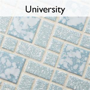 University Porcelain Mosaic Tile