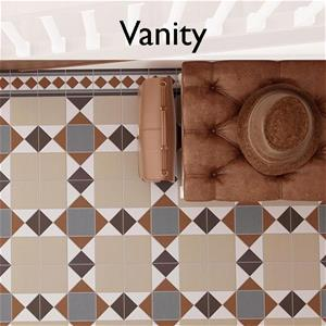 Vanity Ceramic Encaustic Tile