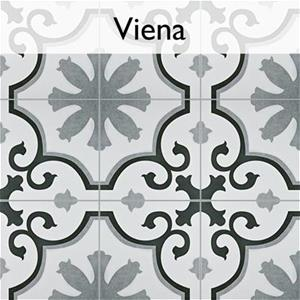 Viena Ceramic Encaustic Tile