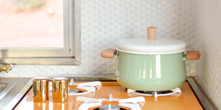 Kitchen Hudson White