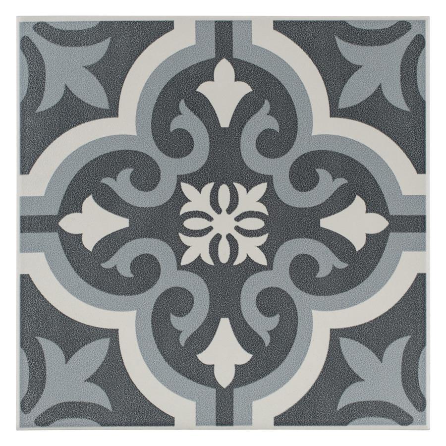 Braga black 7 34x7 34 ceramic fw tile dailygadgetfo Gallery