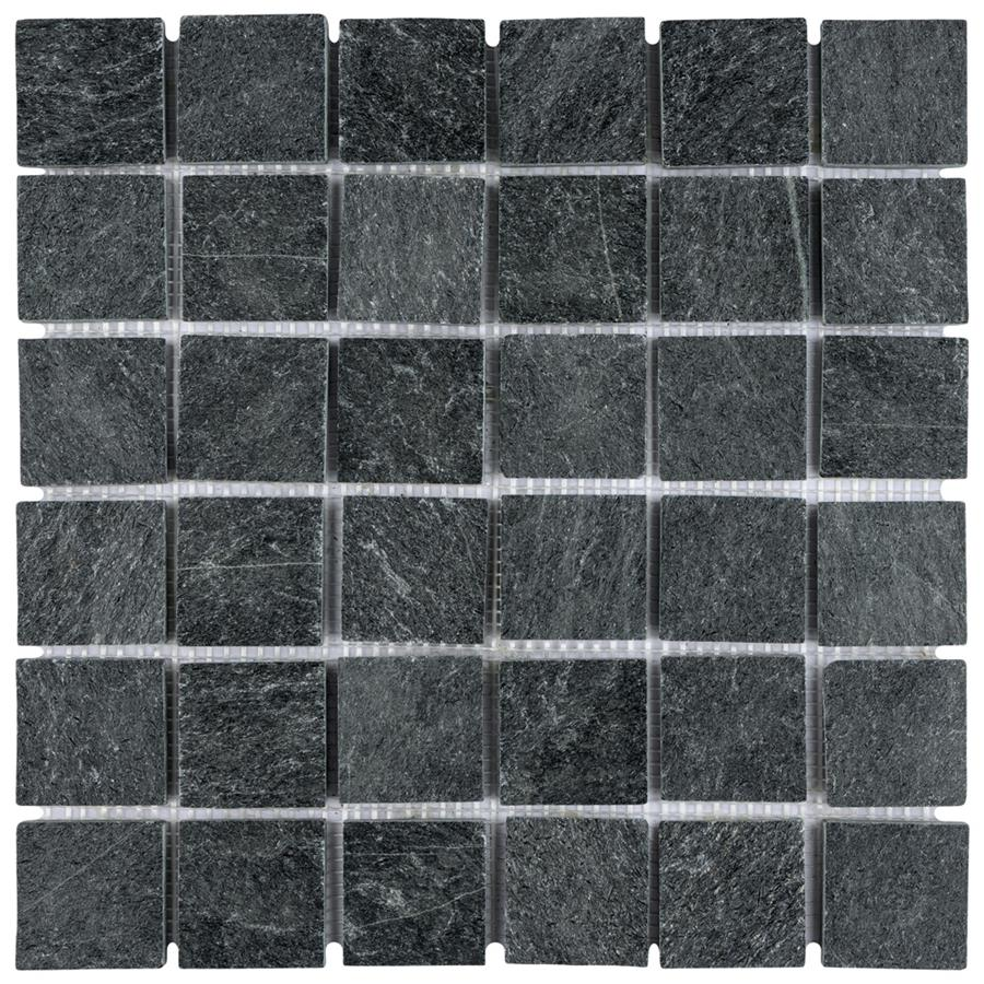 Crag quad black quartzite 12x12 nat stone mos 009 dailygadgetfo Choice Image
