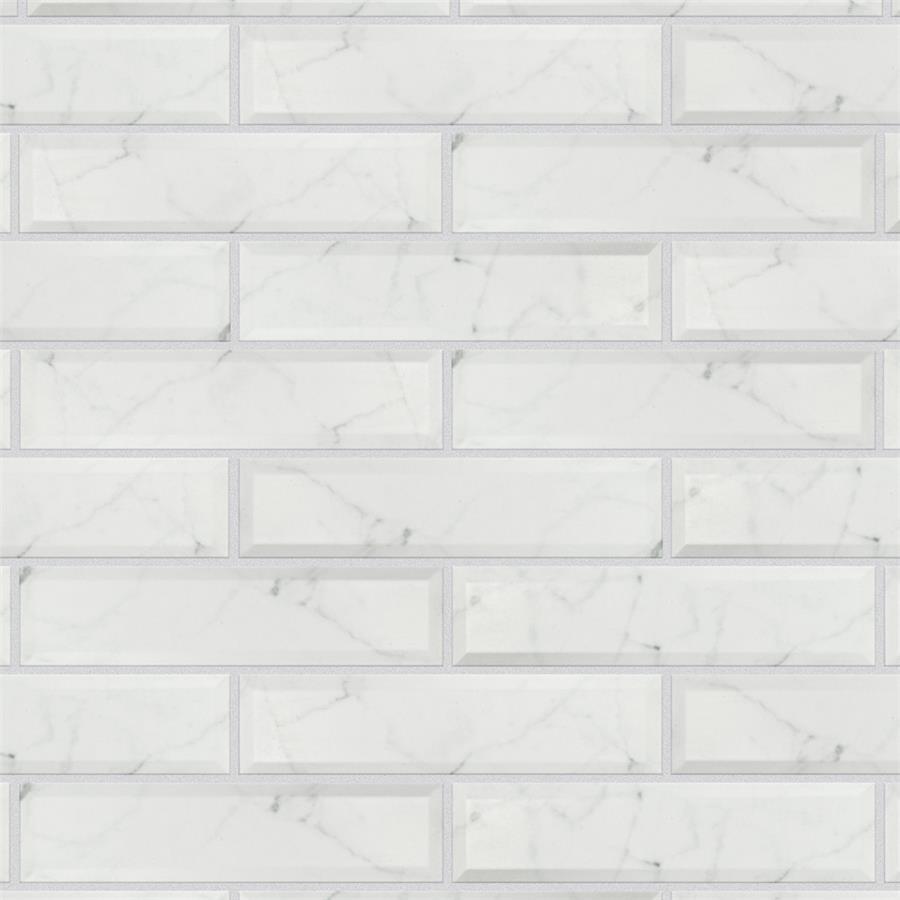 Classico carrara matte metro 3x12 ceramic w tile dailygadgetfo Image collections
