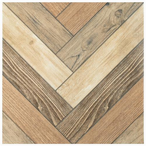 "Malibu Natural 17-3/4""x17-3/4"" Ceramic F/W Tile"