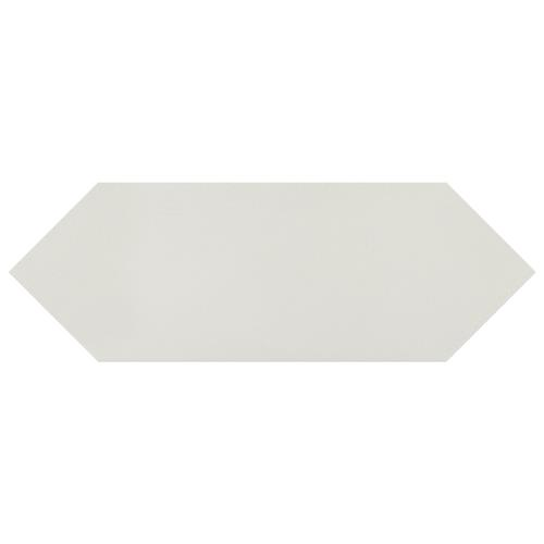 "Kite Light Grey 4""x11-3/4"" Porcelain F/W Tile"