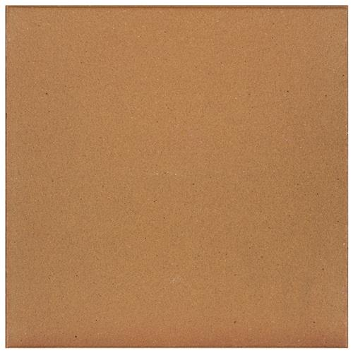 "Klinker Natural 9-5/8""x9-5/8"" Ceramic F/W Quar Tile"