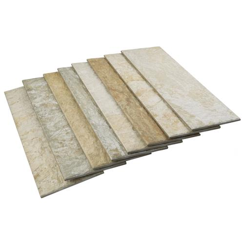 "Breda Nature 6-3/8""x19-3/8"" Porcelain W Tile"