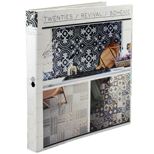 Twenties/Revival/Boheme Binder