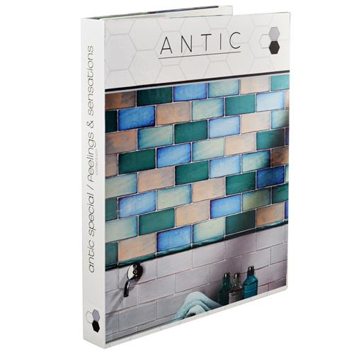 Antic Special/Feelings/Sensations Binder