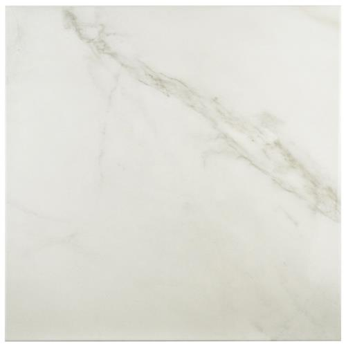 "Picture of 17.75""x17.75"" Donna Blanco Ceramic Wall and Floor Tile"