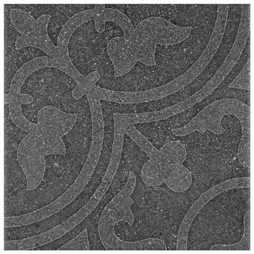 "Picture of Forja Antracita 9-7/8"" x 9-7/8"" Porcelain F/W Tile"