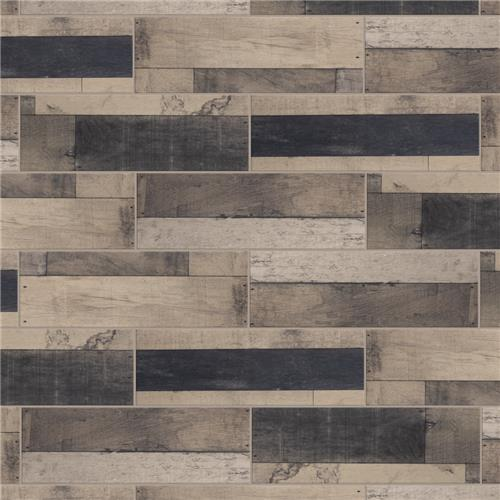 "Picture of Madera Gris 7-7/8""x23-5/8"" Ceramic F/W Tile"