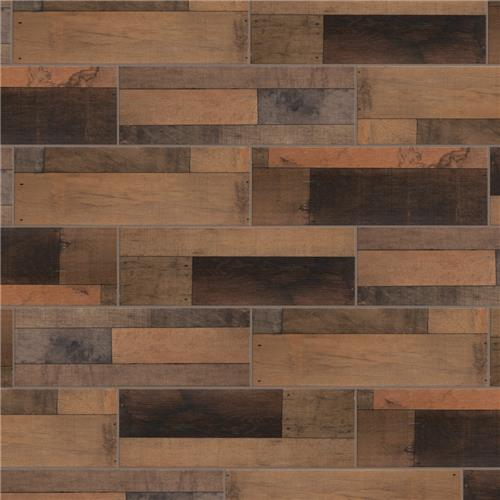 "Picture of Madera Mix 7-7/8""x23-5/8"" Ceramic F/W Tile"