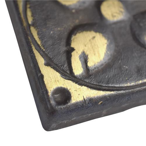 Padova Laton Bronze 1 5 8 X1 5 8 Metal F W Tile