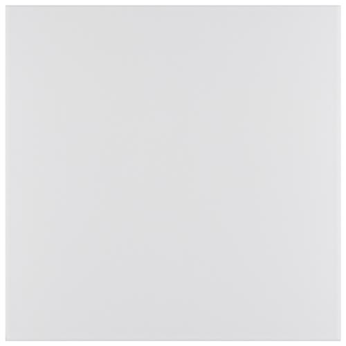 "Picture of Hidraulico Blanco 9-3/4""x9-3/4"" Porcelain F/W Tile"