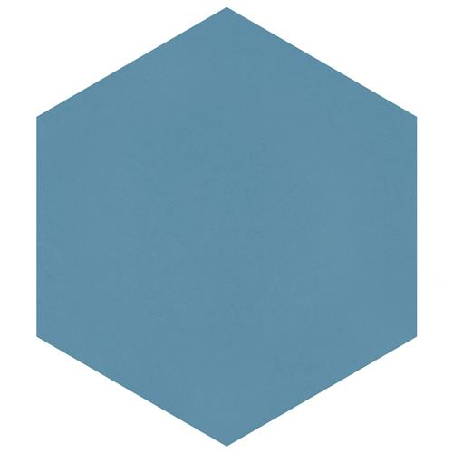 "Picture of Textile Basic Hex Niagara 8-5/8""x9-7/8"" Porcelain F/W Tile"