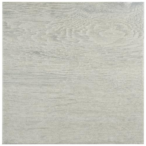 "Picture of Patchwood Silver 9-1/2""x9-1/2"" Porcelain F/W Tile"