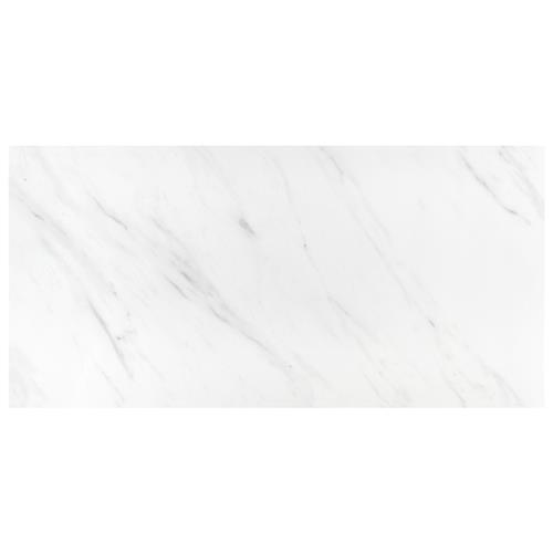 "Picture of Eterno Carrara 12-7/8""x25-5/8"" Porcelain F/W Tile"