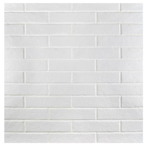 "Picture of Brooklin Brick White 2-3/8""x9-1/2"" Porcelain F/W Tile"