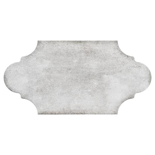 "Picture of Alhama Provenzal Grey 6-3/8"" x 12-7/8"" Porc F/W Tile"