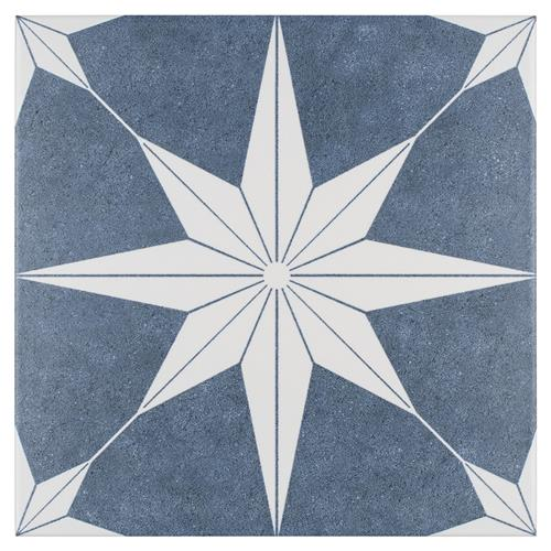 "Picture of Stella Day 9-3/4""x9-3/4"" Porcelain F/W Tile"